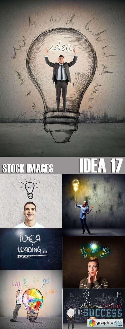 Stock Photos - Idea 17, 25xJPG