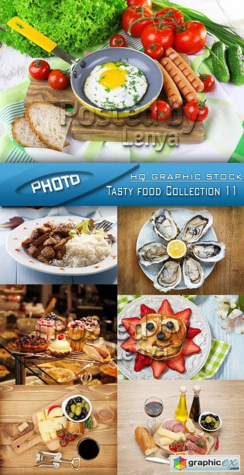 Stock Photo - Tasty food Collection 11