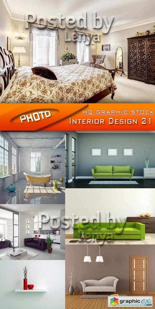 Stock Photo - Interior Design 21