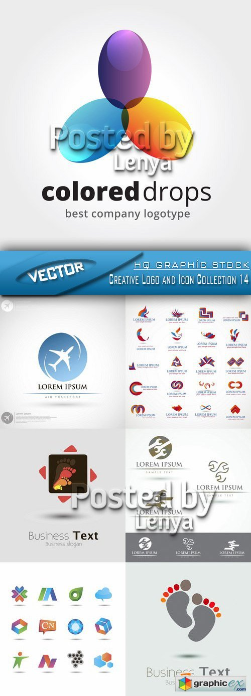 Creative Logo and Icon Collection 14