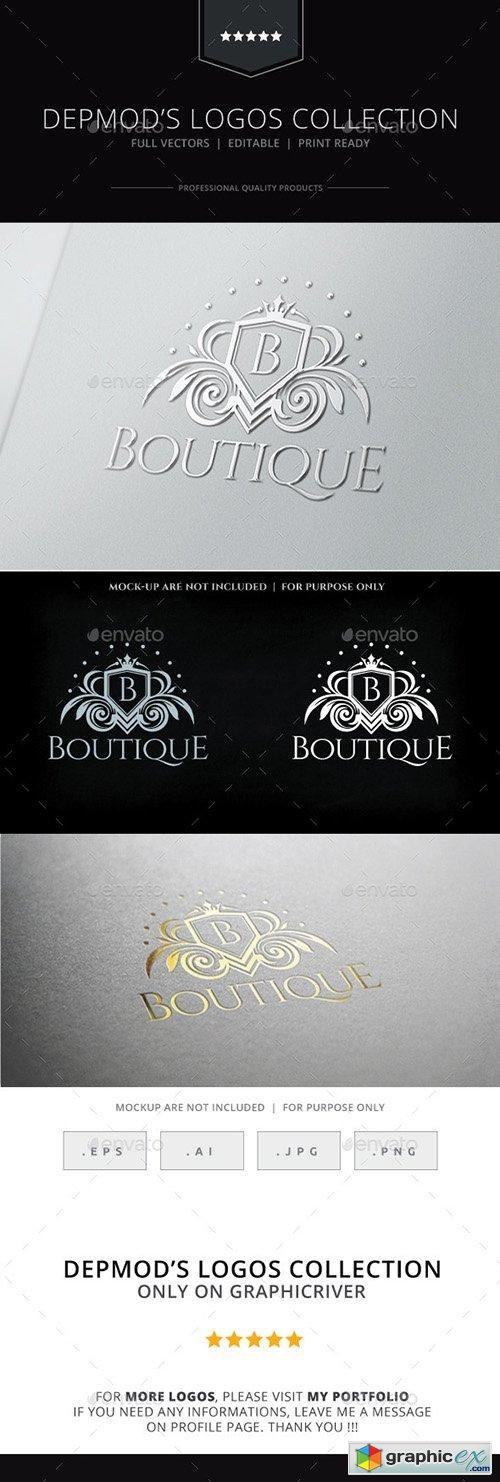 Boutique Logo 9338239
