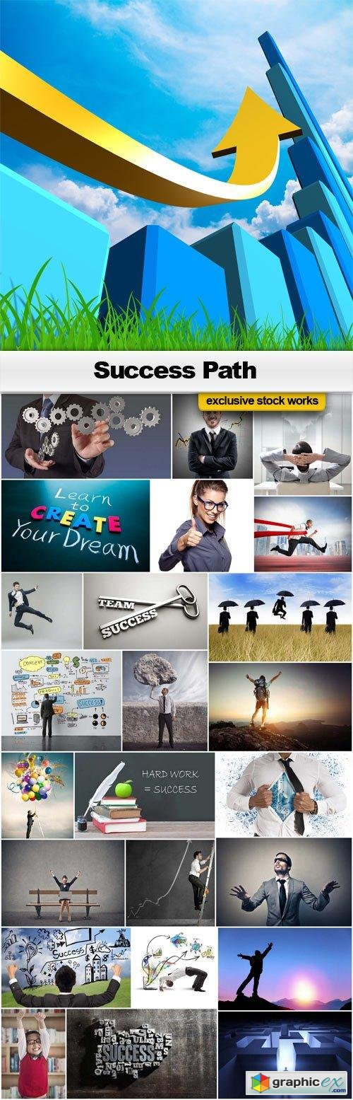 Success Path - 25x JPEGs
