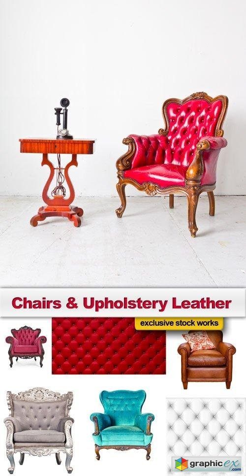 Chairs & Upholstery Leather - 25 JPEG