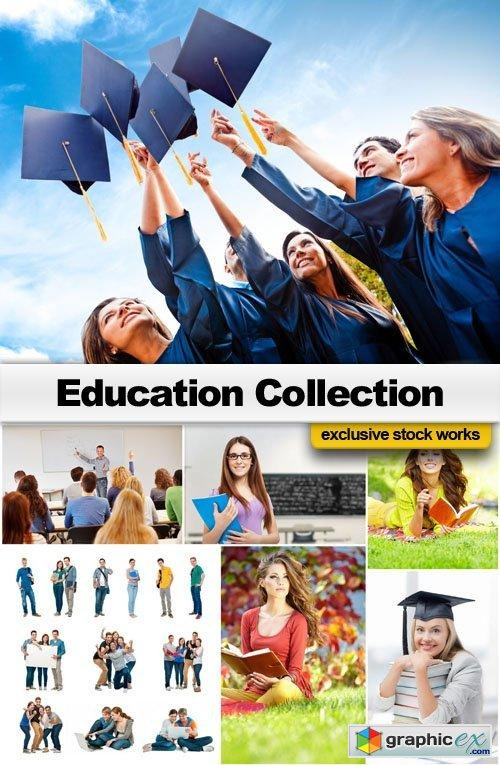 Education Collection - 25x JPEGs