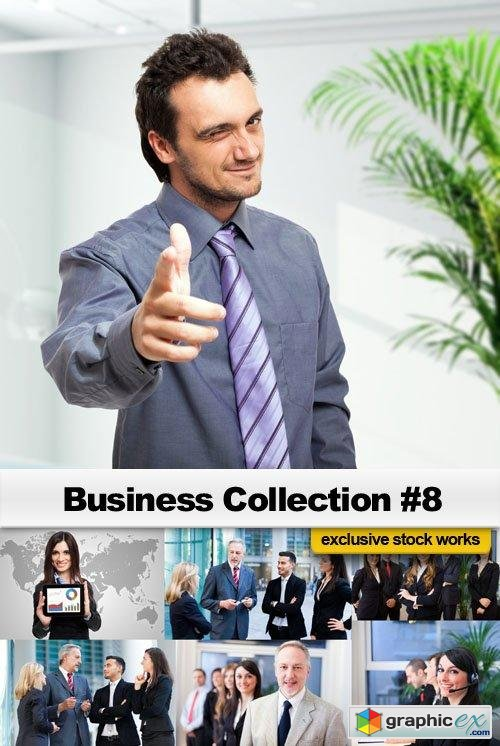 Business Collection #8 - 25x JPEGs