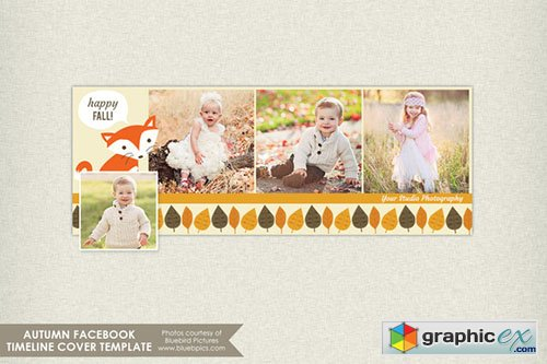 Fall Facebook Timeline Cover
