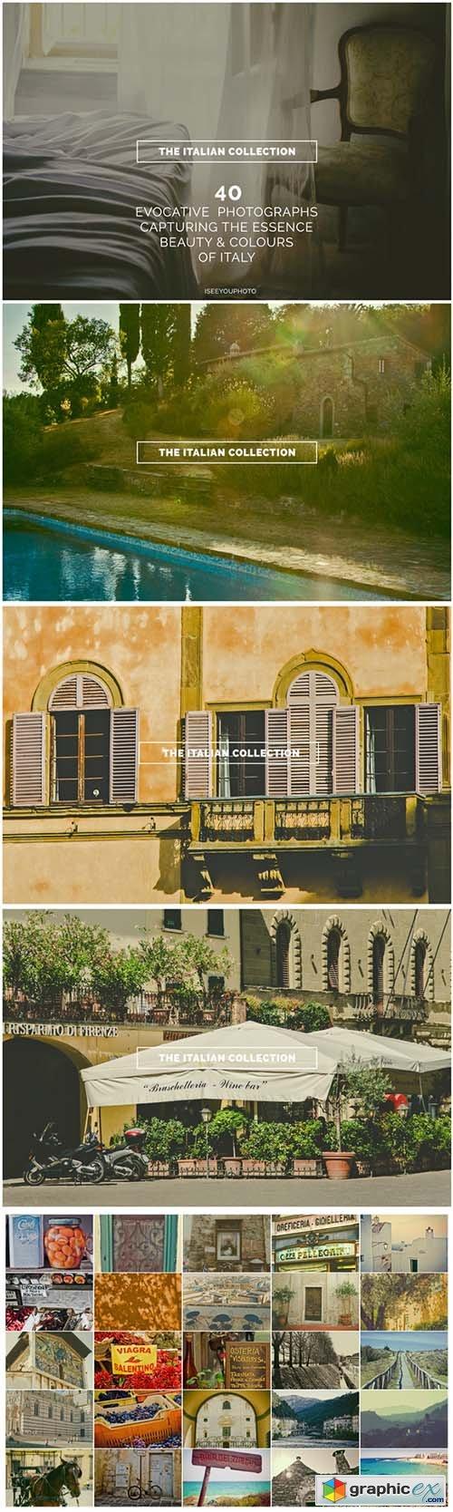 The Italian Collection - Iseeyouphoto