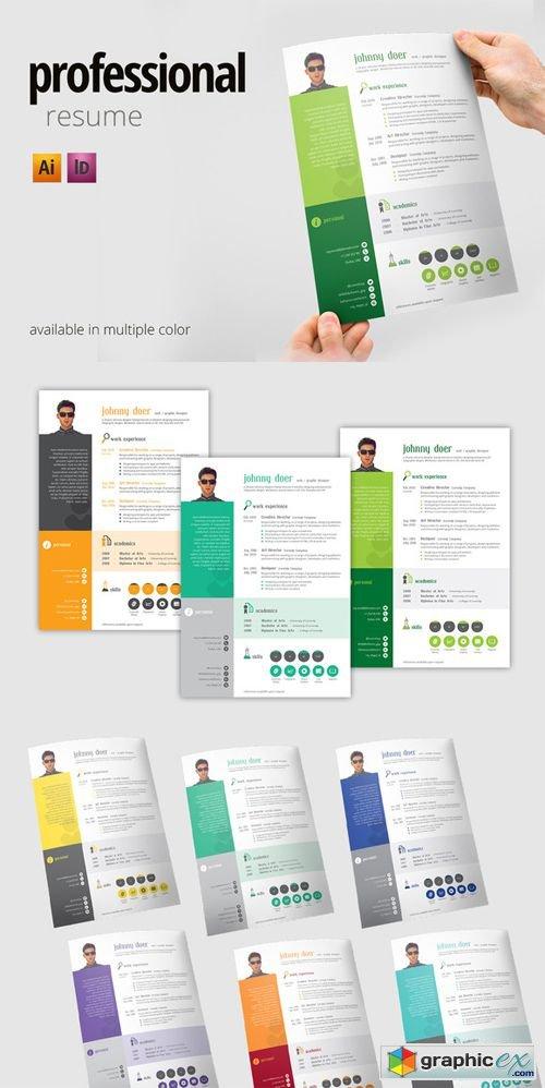 professional resume  u00bb free download vector stock image