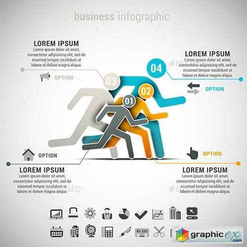 Business Infographic 9744548