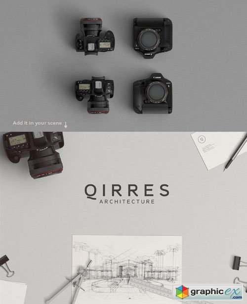 Camera Mock-up - Architect