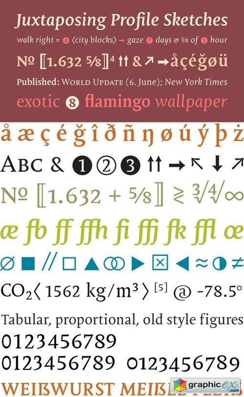 Mantika Book font Free Download
