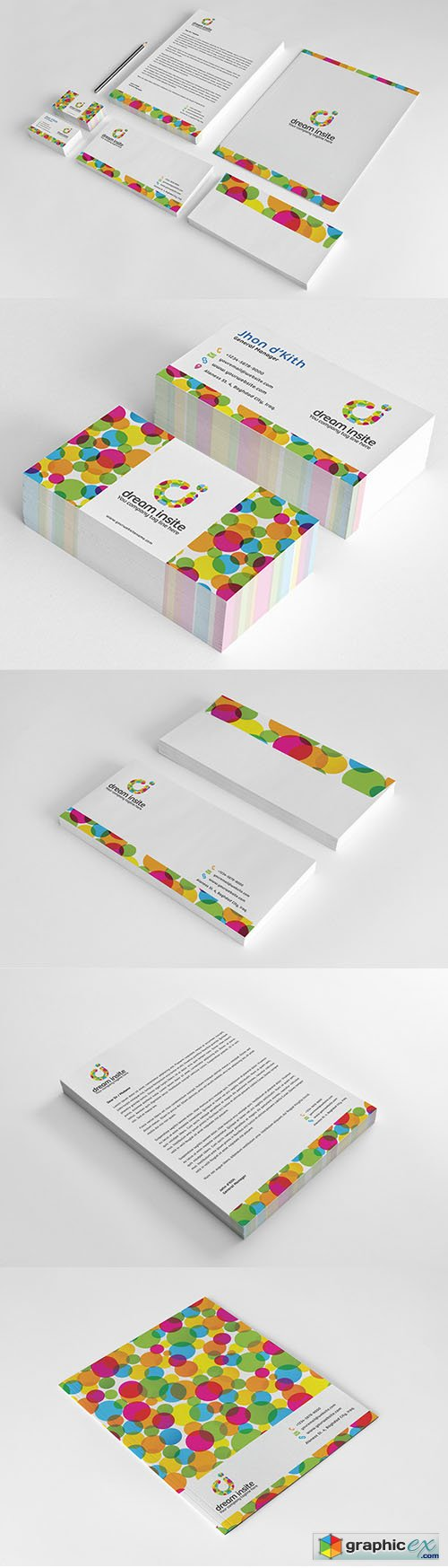 Professional Dream Insite Stationary