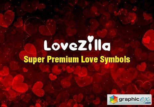 Super Premium Love Mega Set