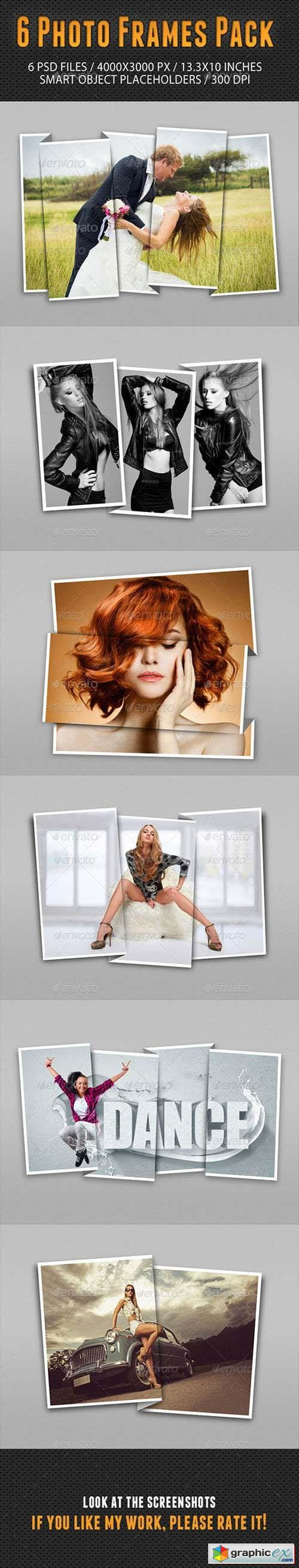 Photo Frames Pack 13