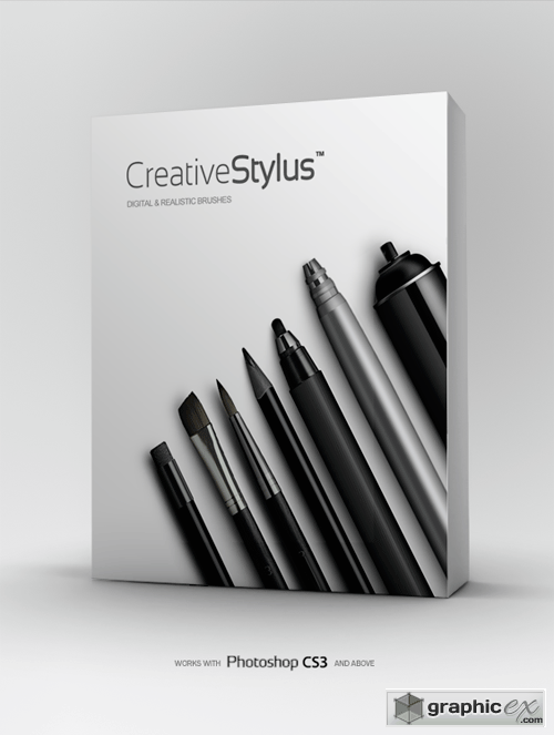 Creative Stylus 2 in 1