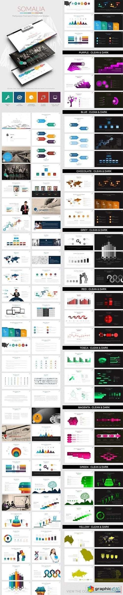 Somalia powerpoint presentation template free download vector somalia powerpoint presentation template toneelgroepblik Images