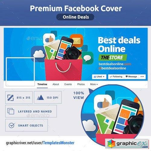 Online Deals FB Cover