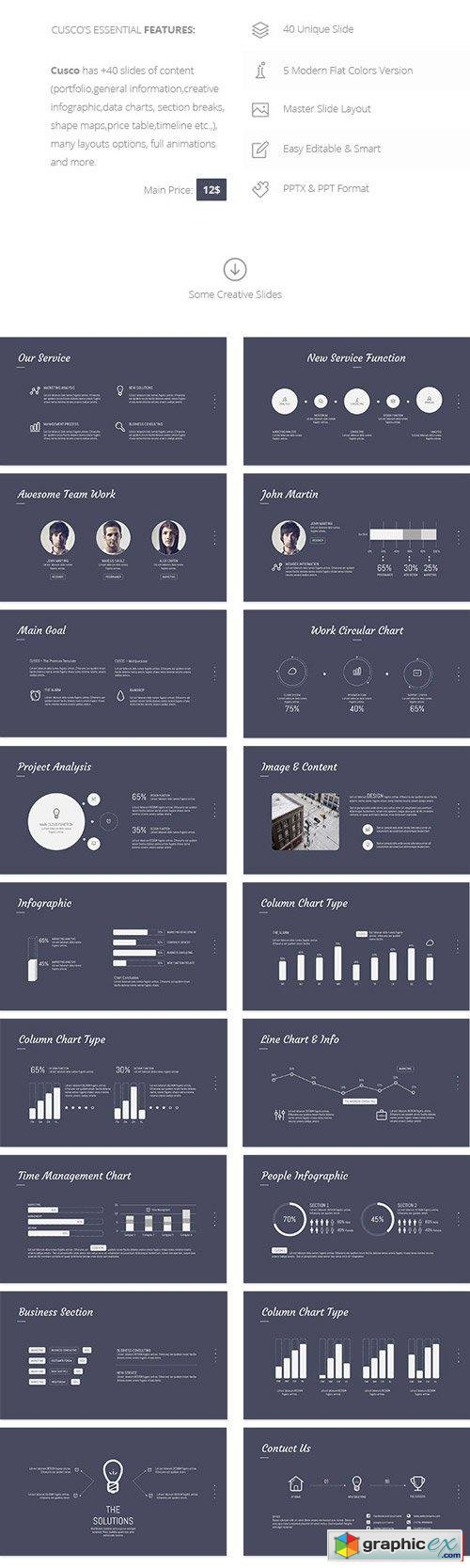Smart Bundle 3in1 (v2) PowerPoint Templates 10280604