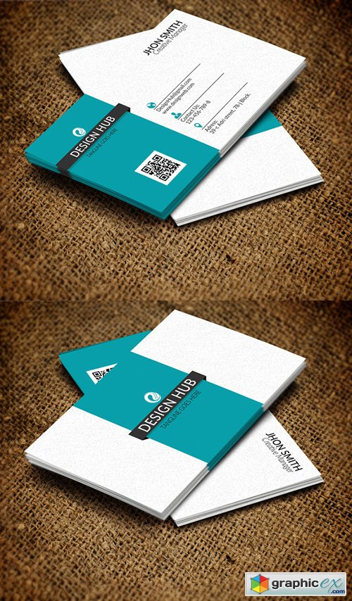 Business Card Template 262691