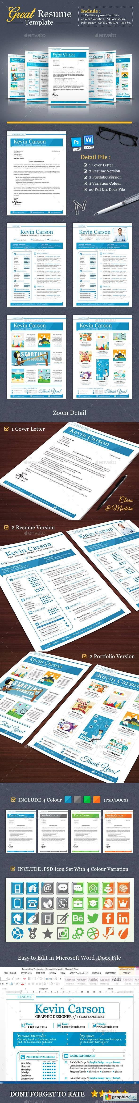 Great Resume/CV