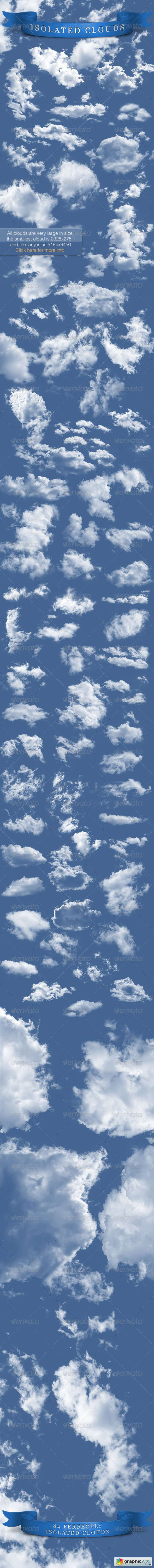 Isolated Clouds Bundle