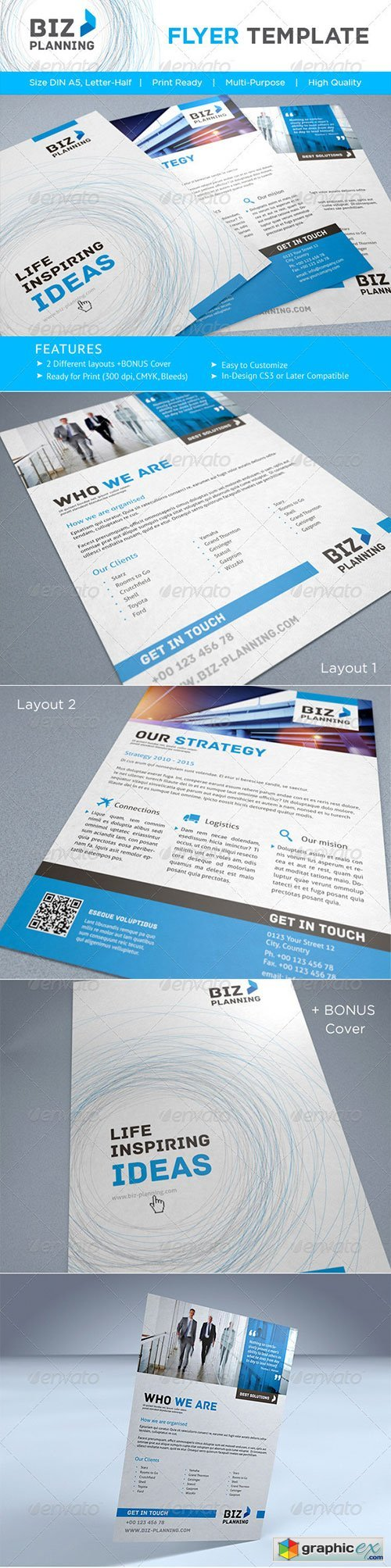 Corporate Flyer / AD Template 2235603