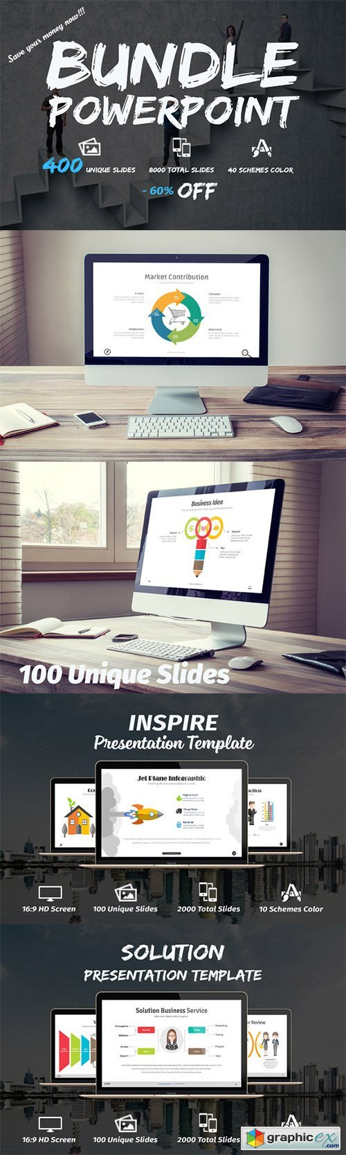 BUNDLE | Powerpoint Template