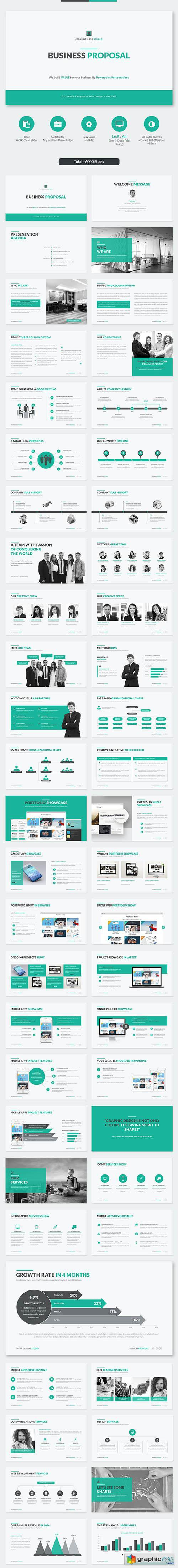 Business proposal powerpoint template free download vector stock business proposal powerpoint template accmission Choice Image