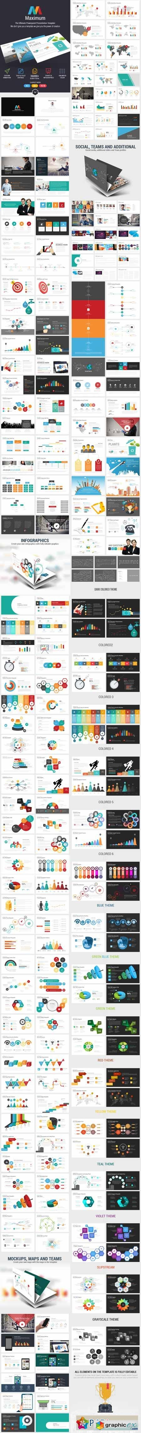 Maximum-Ultimate PowerPoint Presentation Template