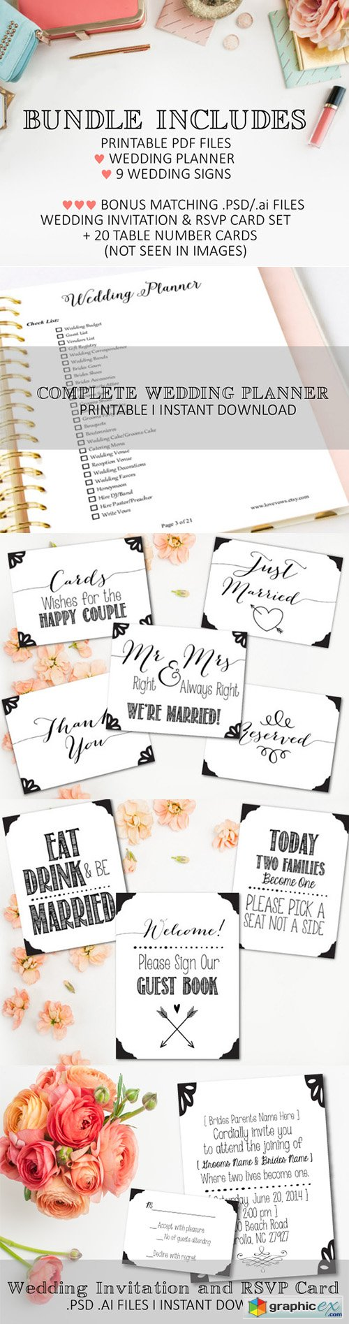 Complete Wedding Bundle