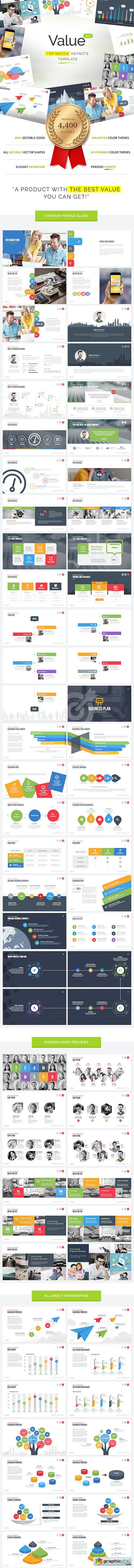 Value - Ultimate Powerpoint Template