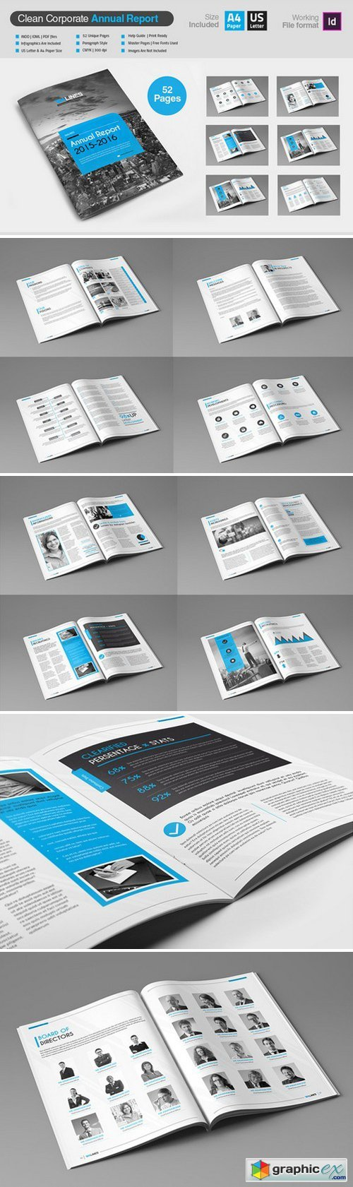 Clean Corporate Annual Report V1