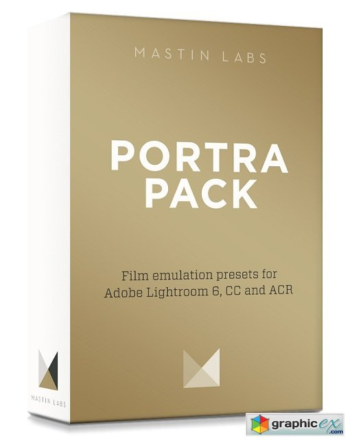 Mastin-Labs Kodak Portra Pack Lightroom Presets