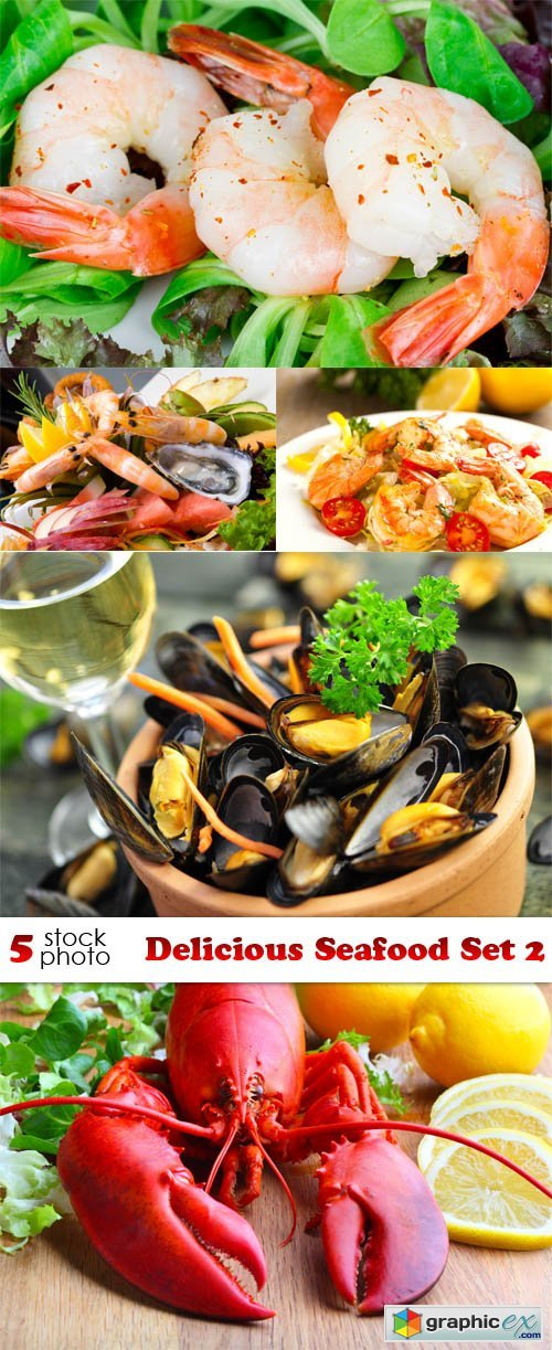 Photos - Delicious Seafood Set 2