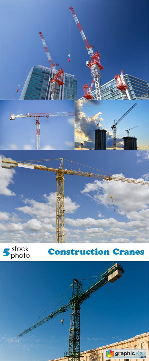 Photos - Construction Cranes
