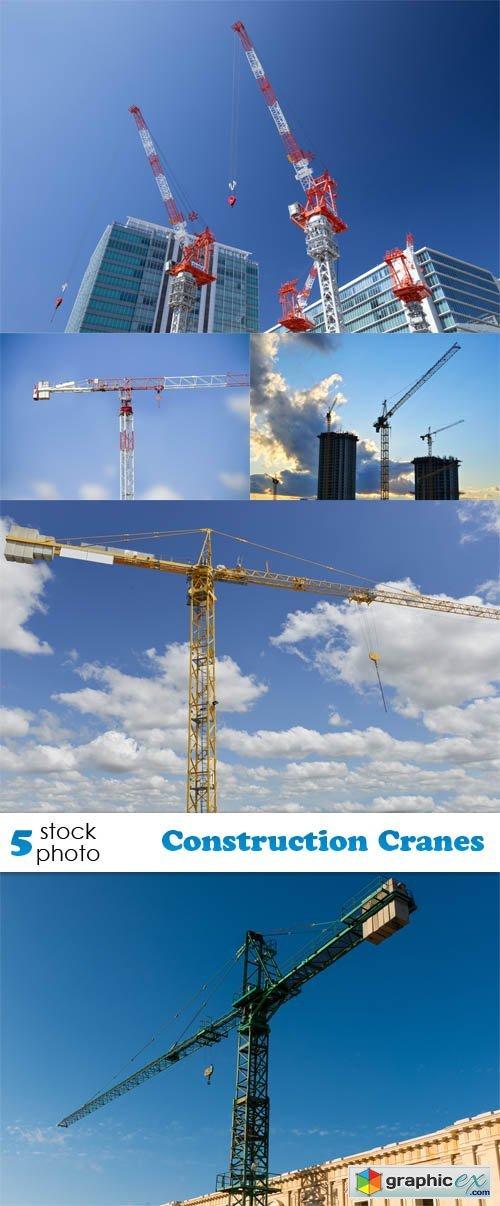 Photos - Construction Cranes