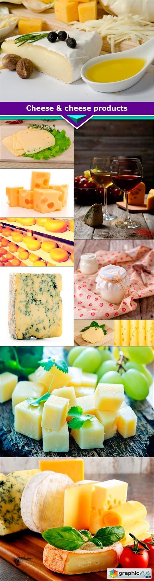 Cheese & cheese products 11x JPEG