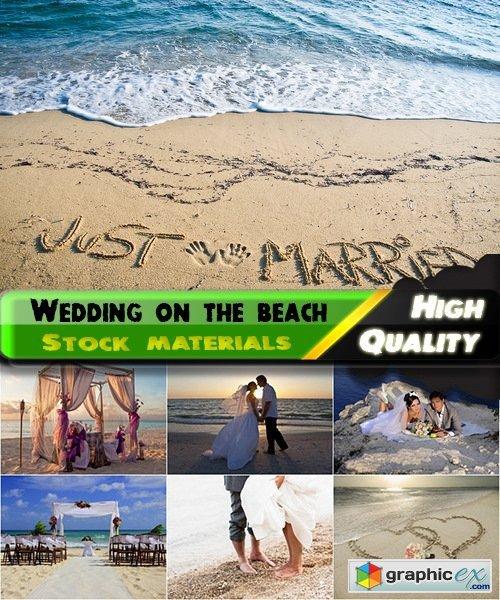 Wedding on the beach - 25 HQ Jpg