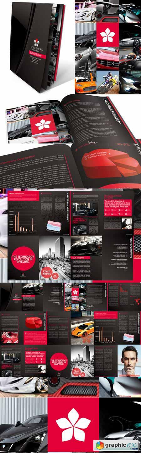 Corporate business plan 364545