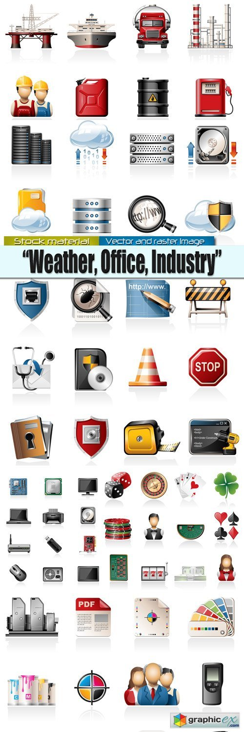 Safety, Office press, industry and weather