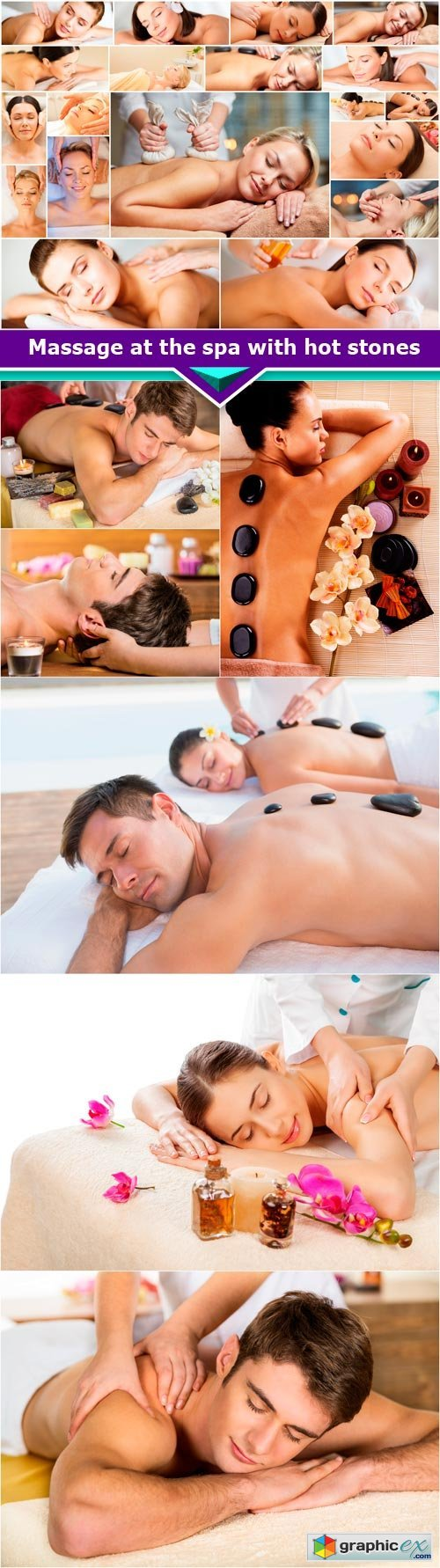 Massage at the spa with hot stones 7x JPEG