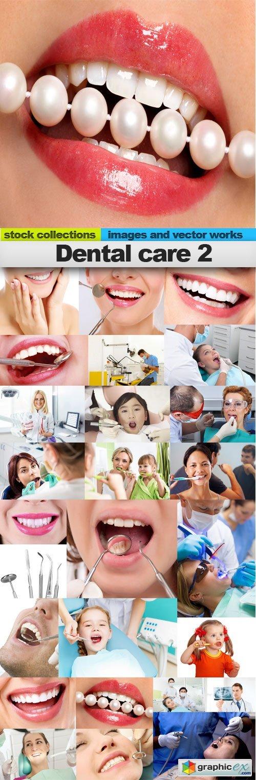 Dental care 2, 25 x UHQ JPEG
