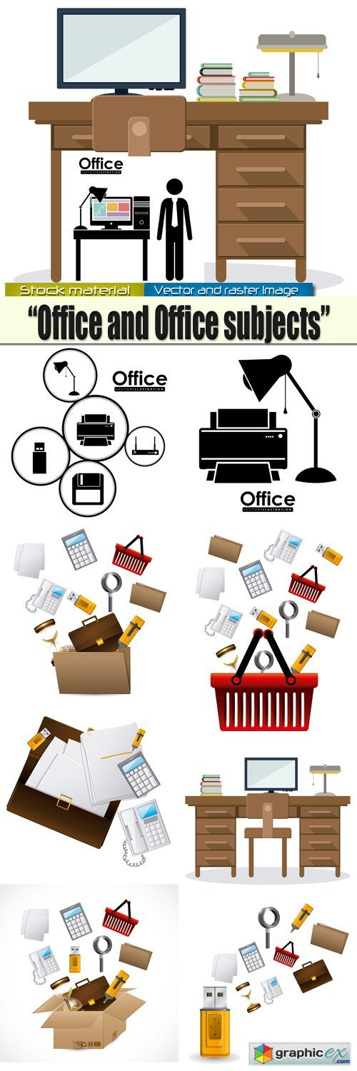 Office and furniture for Office
