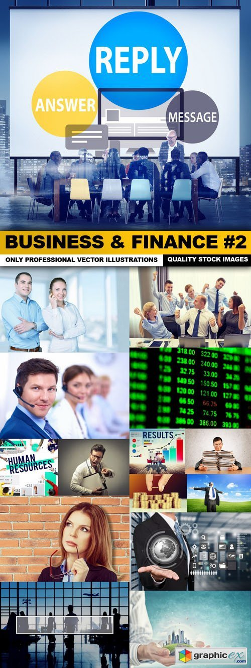 Business & Finance #2 - 15 HQ Images