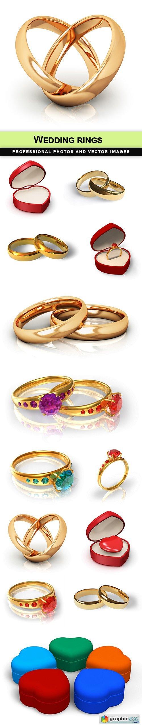 Wedding rings - 13 UHQ JPEG