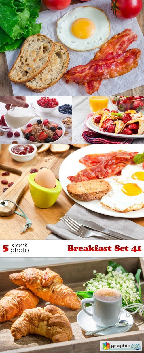 Photos - Breakfast Set 41