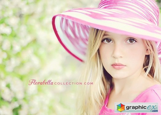 Florabella Photoshop Actions Bundle 2015