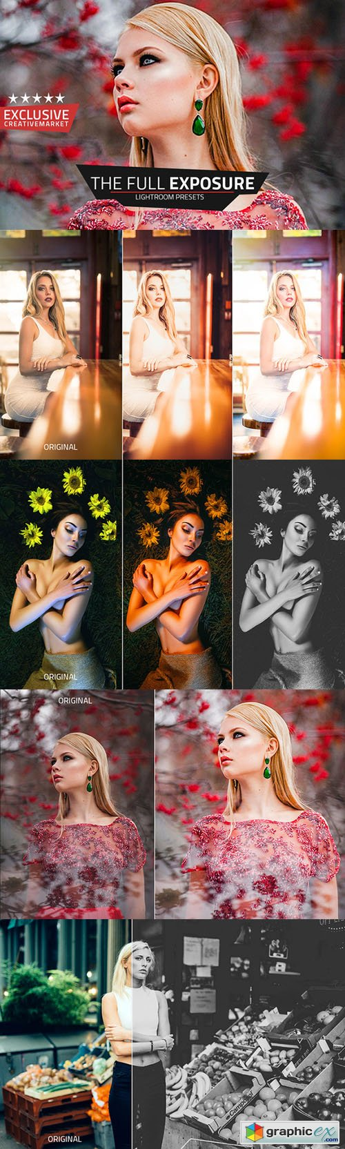 The Full Exposure Lightroom Presets