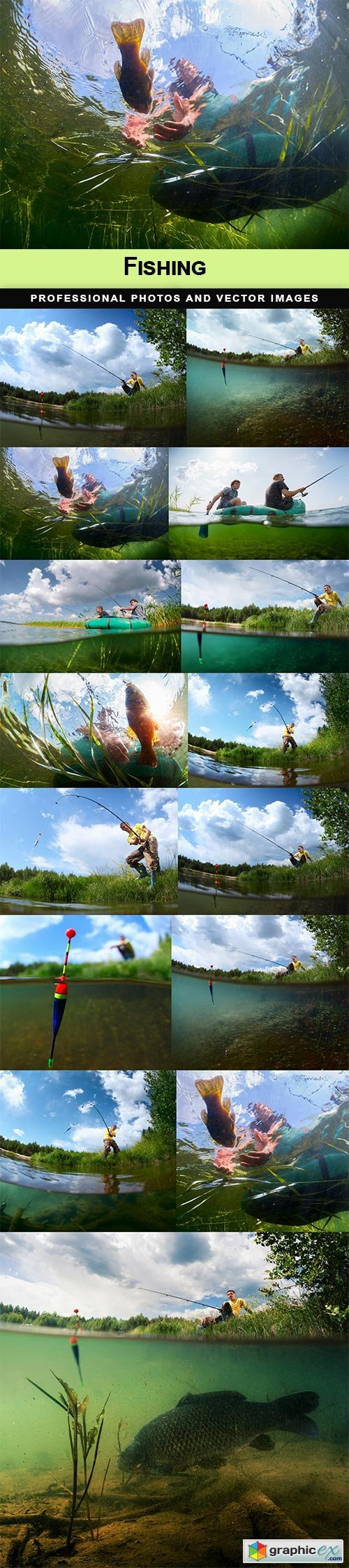 Fishing - 15 UHQ JPEG