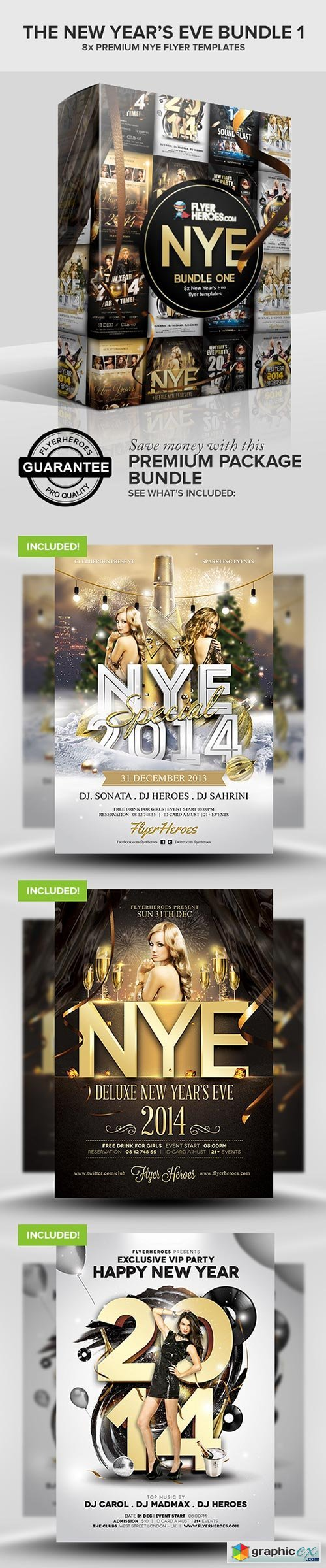 The New Year�s Eve Bundle 1